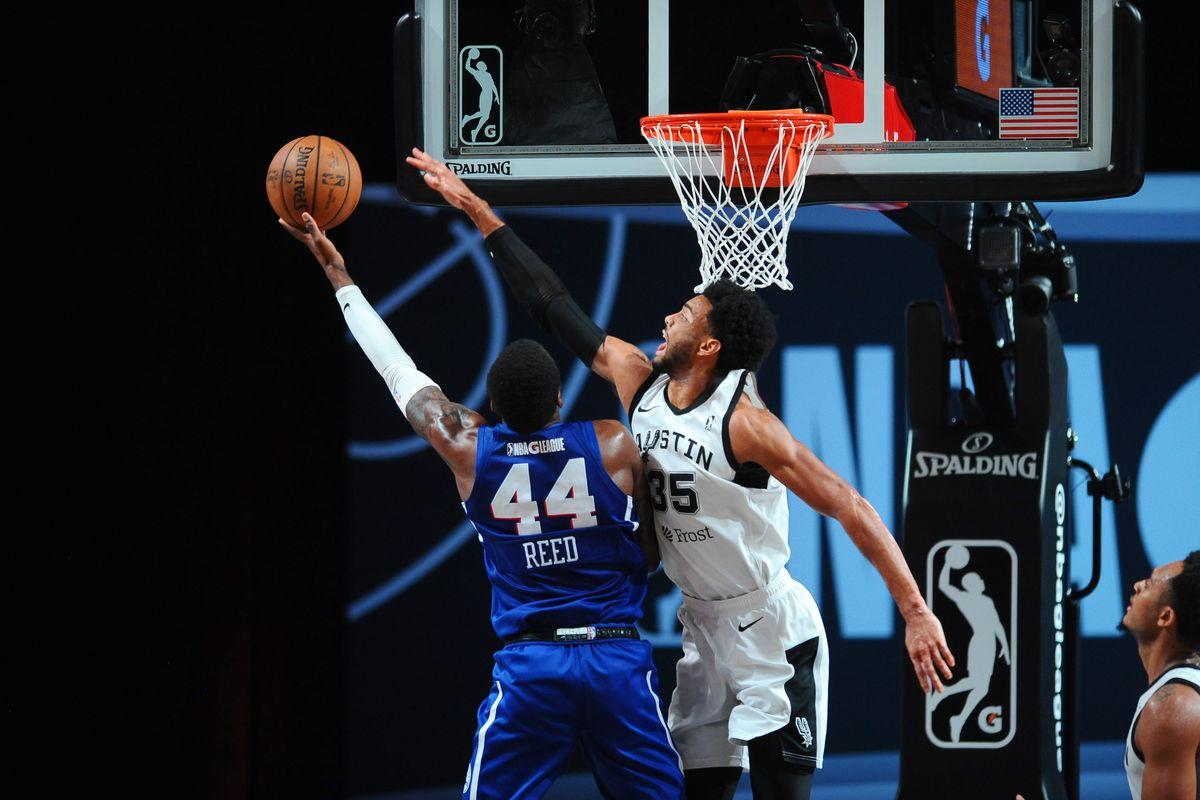 NBA G League Playoffs - Austin Spurs v Delaware BlueCoats