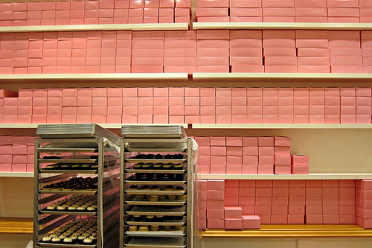 Georgetown Cupcakes, NYC