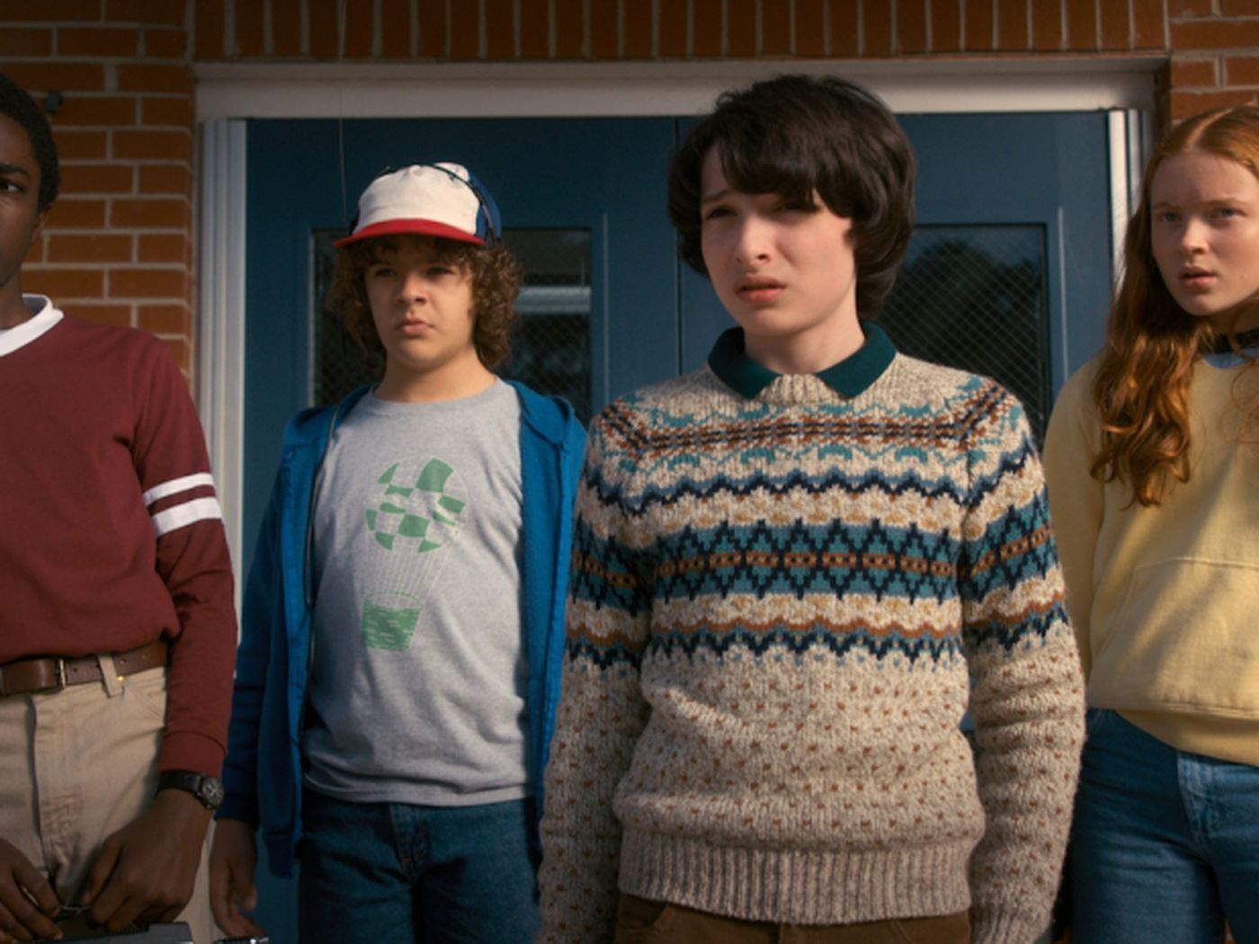 We're Hyped for 'Stranger Things 2' and the 'Phantom Thread