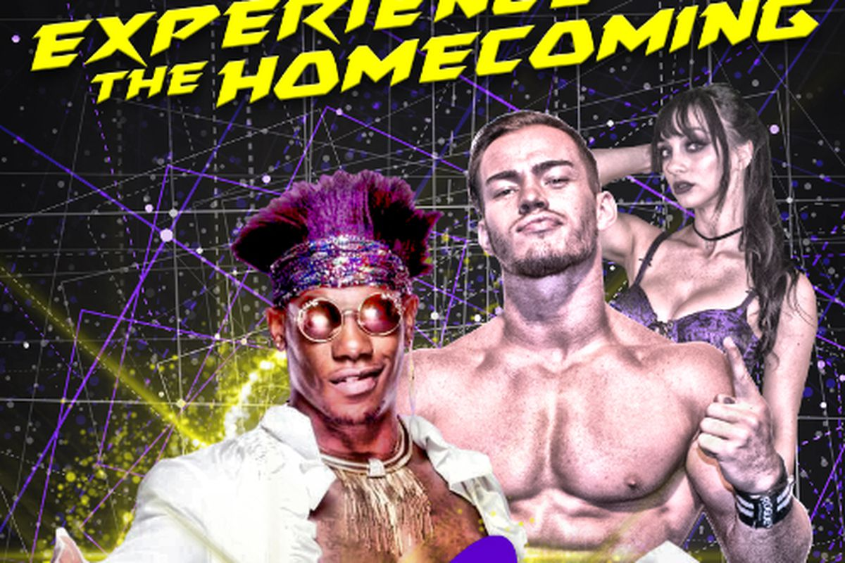 Evolve 112 & 113 previews: The Velveteen Dream Dark Match Experience - Cageside Seats