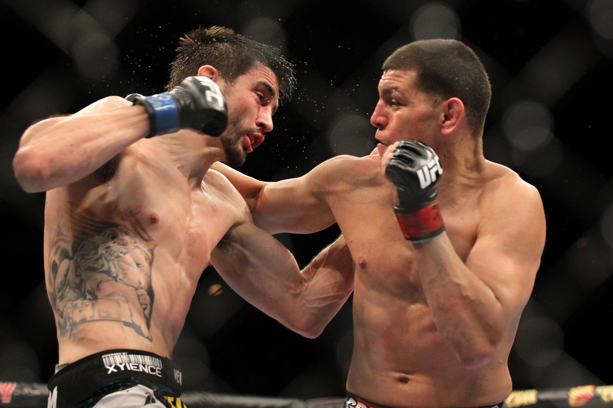 Carlos Condit believes UFC fans want Nick Diaz rematch