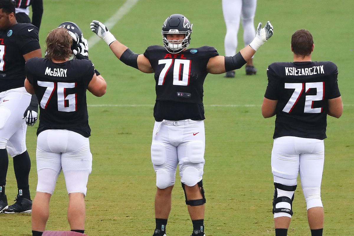 NFL: Atlanta Falcons Training Camp
