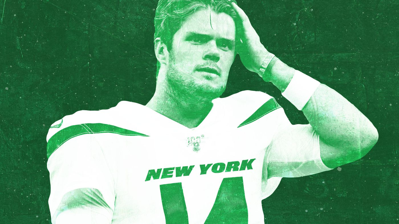 Sam Darnold Has Mono and This Jets Season Has Already Been Derailed