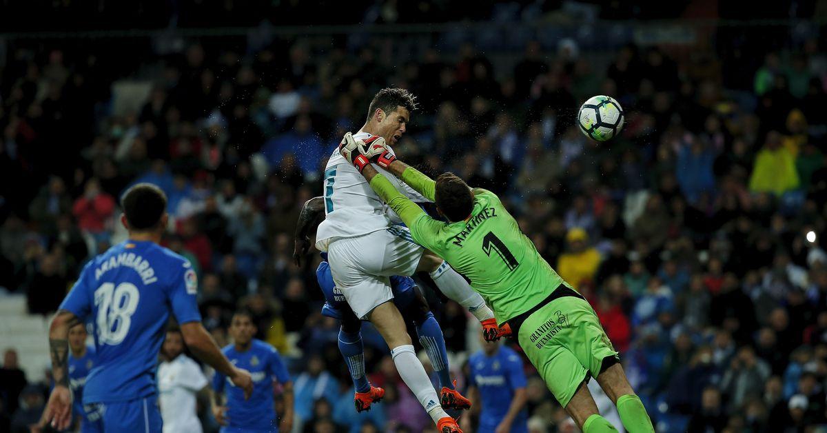 Fotos Real Madrid 4 V 0 Getafe Liga Bbva: Player Ratings: Real Madrid 3
