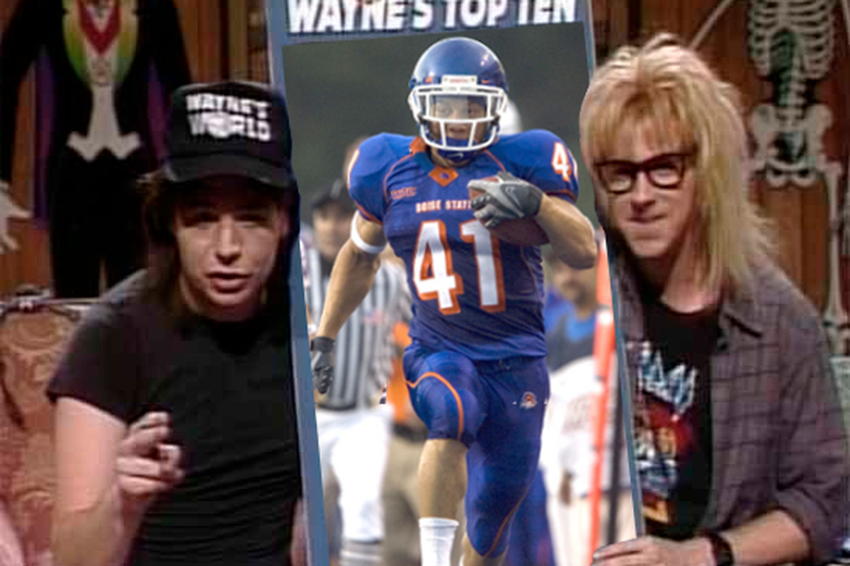 The 10 greatest Boise State running backs in the history