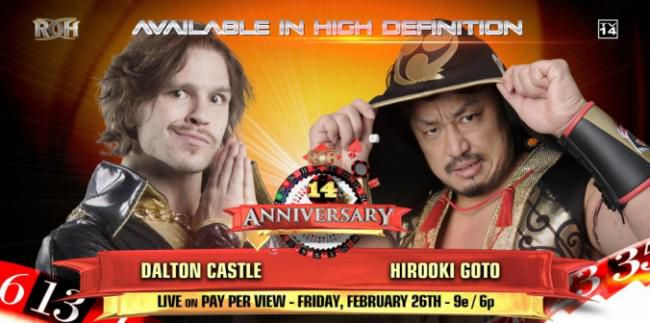 Ring of Honor 14th Anniversary: The full rundown and why ...