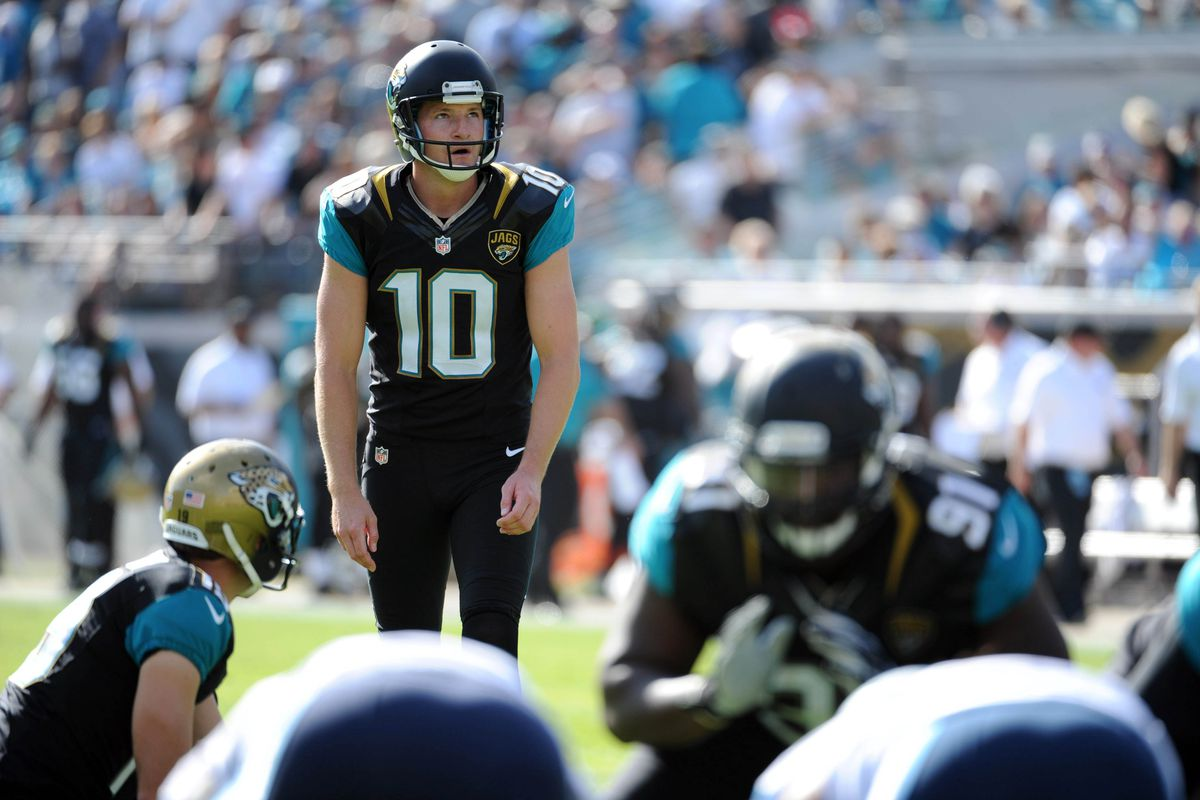 29107032b Jaguars reached out to Josh Scobee last year