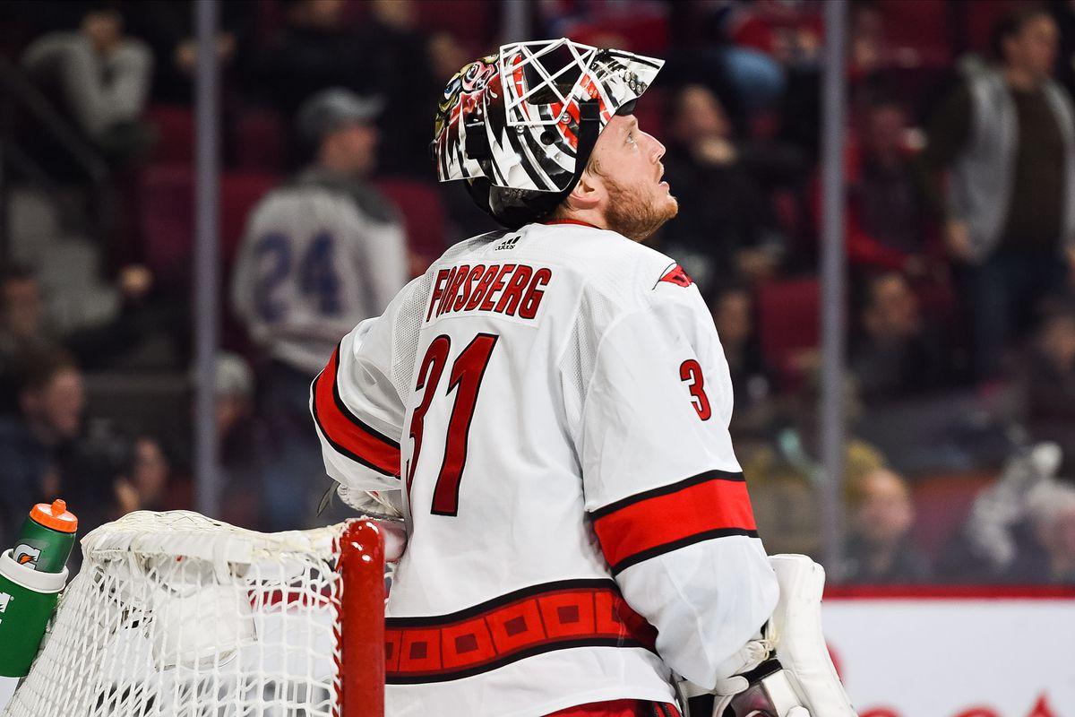 NHL: FEB 29 Hurricanes at Canadiens