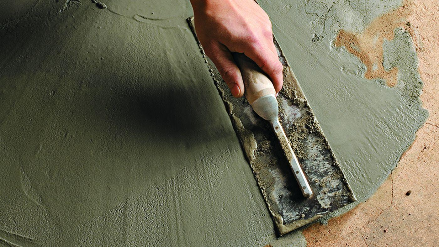 Concrete Floor Repair Steps For
