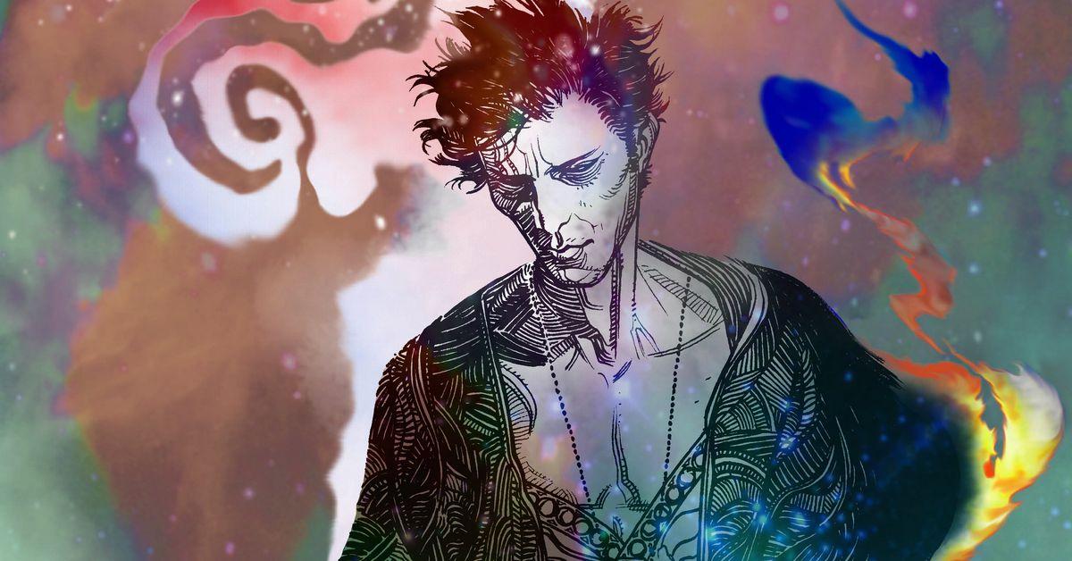 Netflix is reportedly adapting Neil Gaiman's Sandman