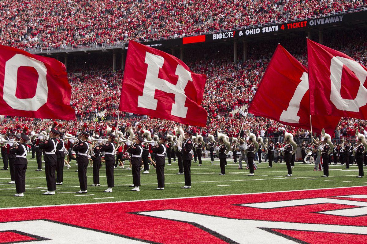 NCAA Football: Rutgers at Ohio State