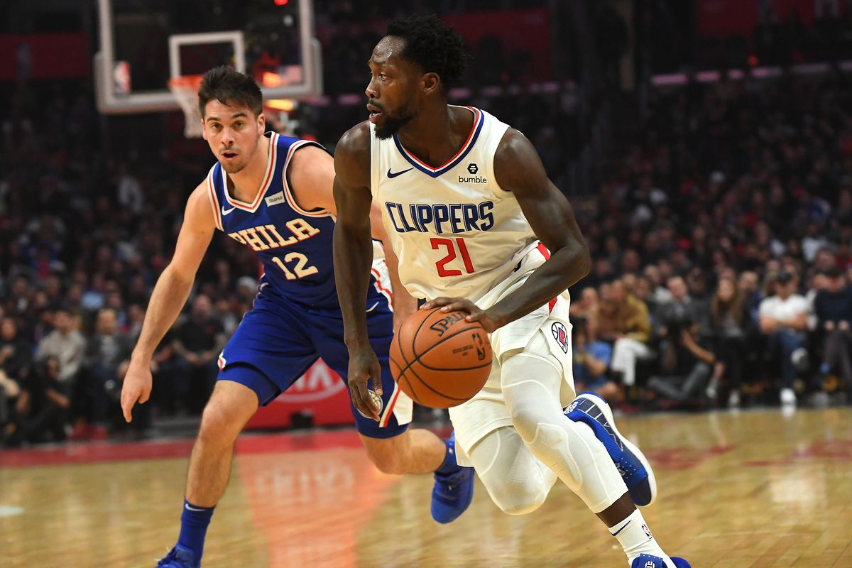 LA guarantees Patrick Beverley and Ty Wallace s deals  back-end roster  churn seems unlikely b7346a89d1ac