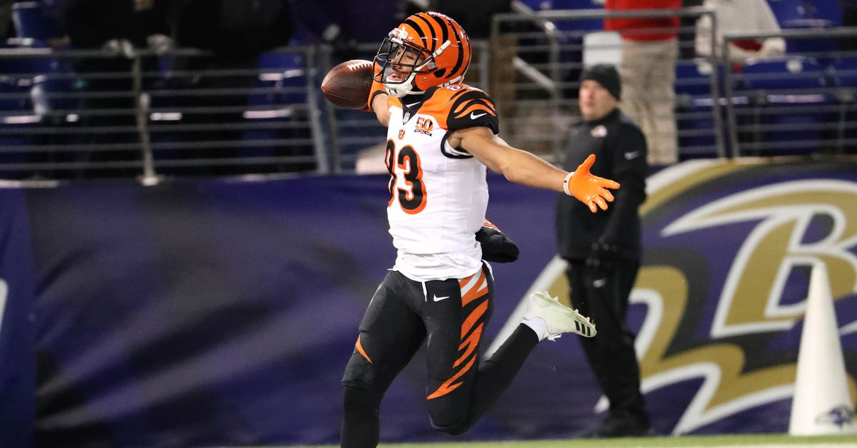 The Bengals' playoff hopes may be over, but they can still take a bitter rival out with them