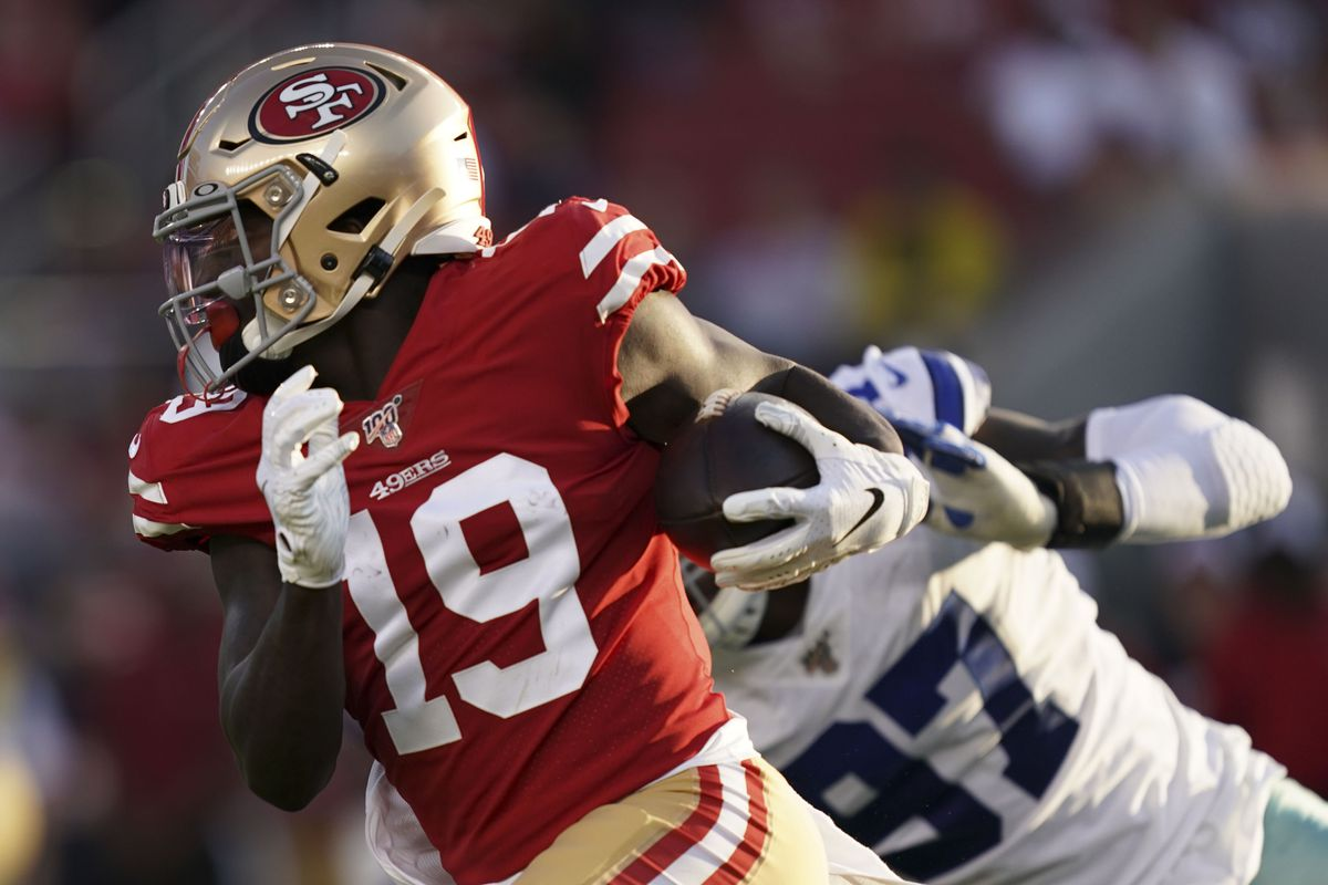 purchase cheap 1b384 c4451 49ers-Cowboys final score; Recapping the rookies' debut in ...