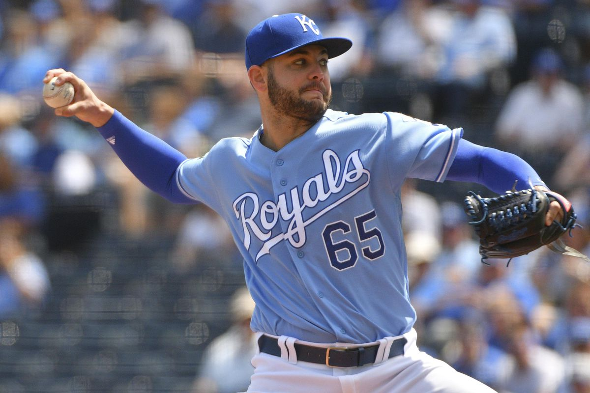 MLB: Colorado Rockies at Kansas City Royals