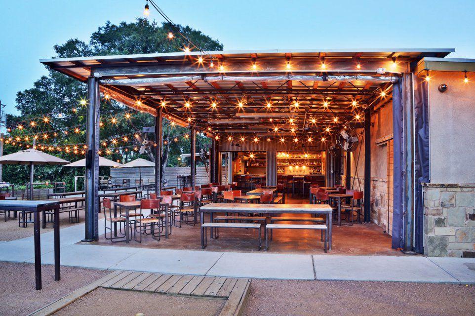 11 Best Patios For Alfresco Dining in Austin - Eater Austin