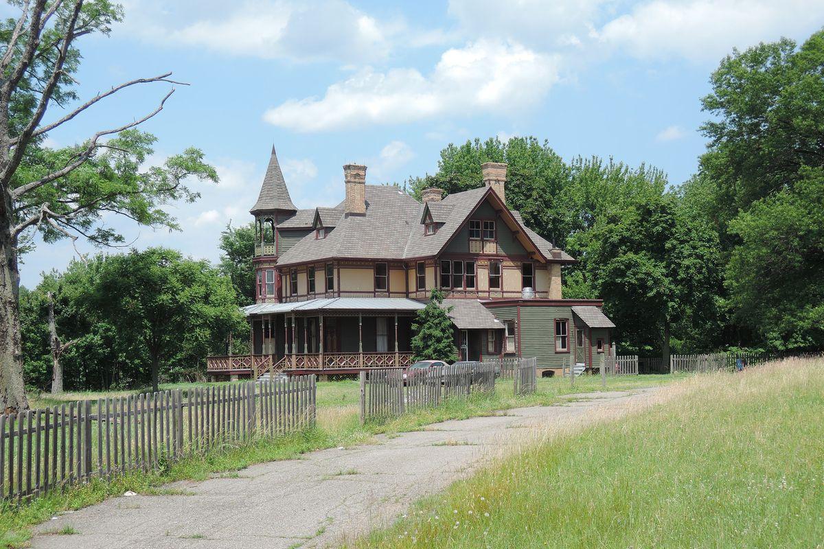 Haunted Mansion Staten Island