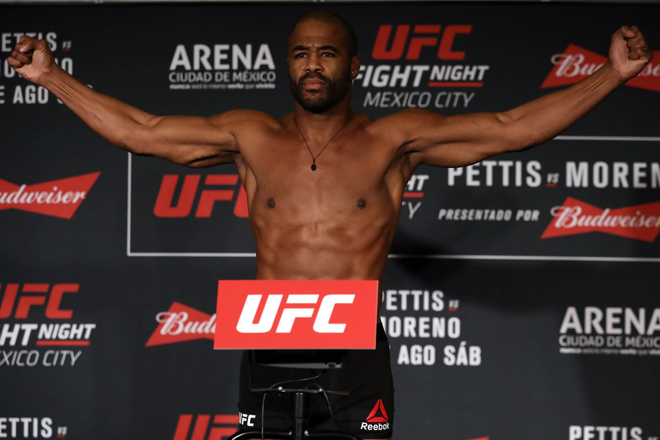 community news, Rashad Evans has 'already won,' looks to 'express himself' at UFC Fight Night 114