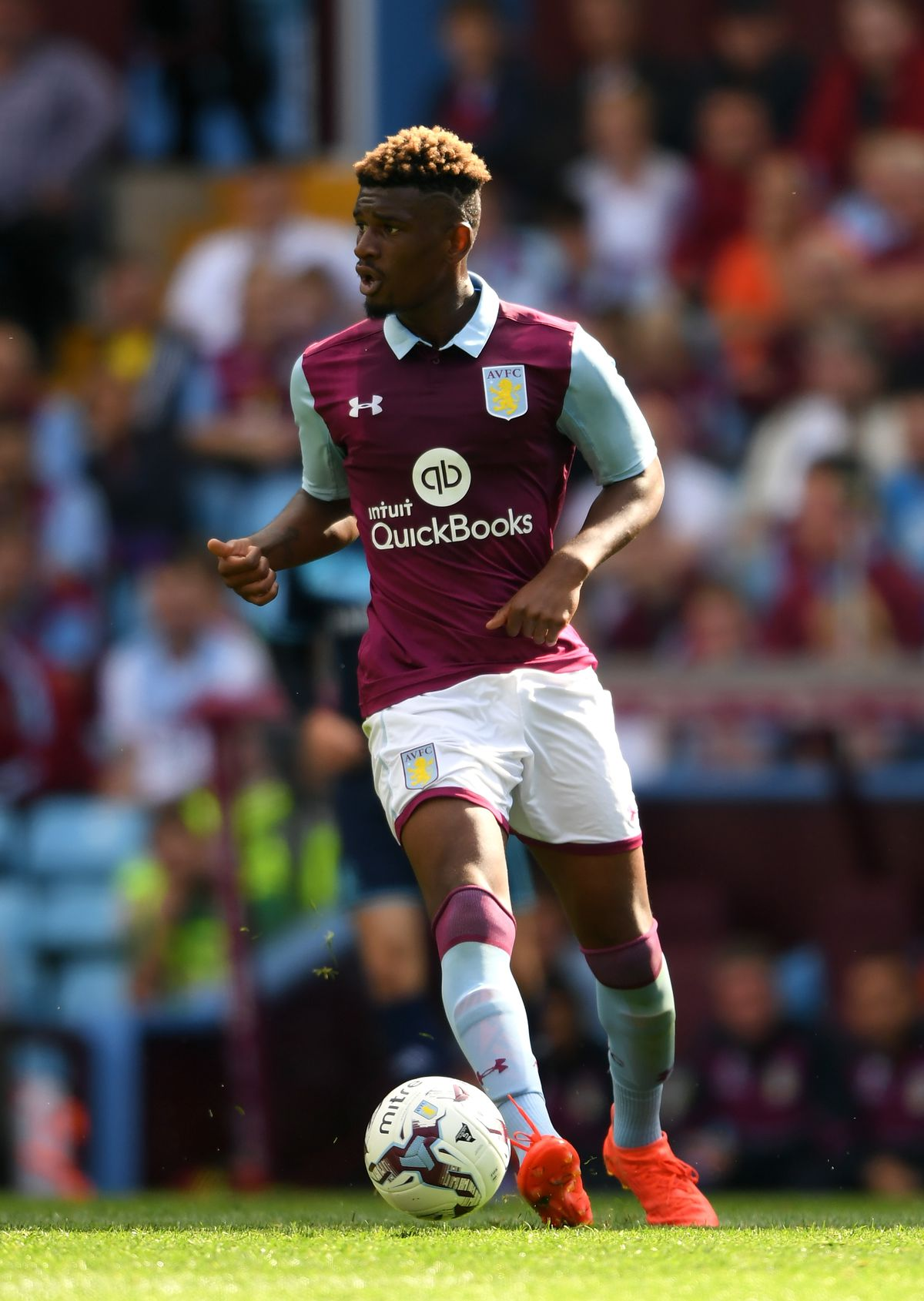 Aaron Tshibola is set to return from injury
