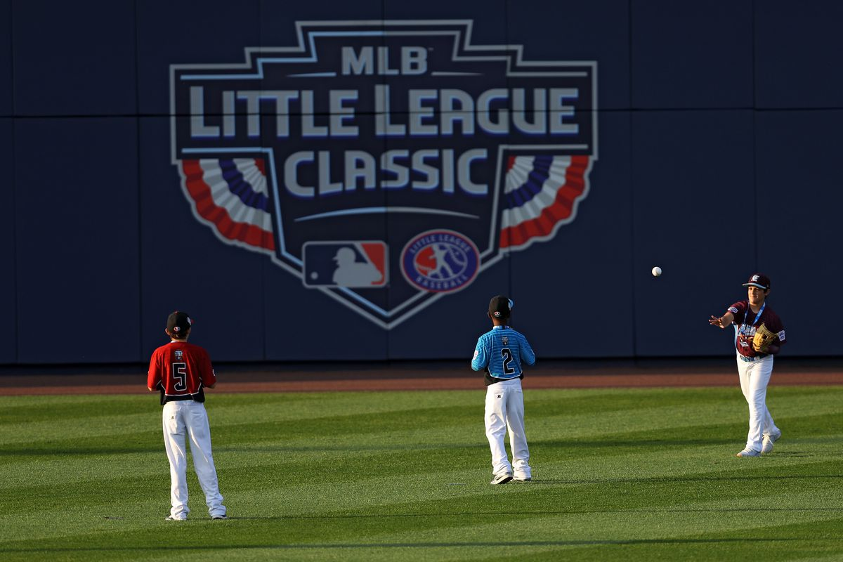 b307edada Mets and Phillies will play in 2018 Little League Classic - Amazin ...