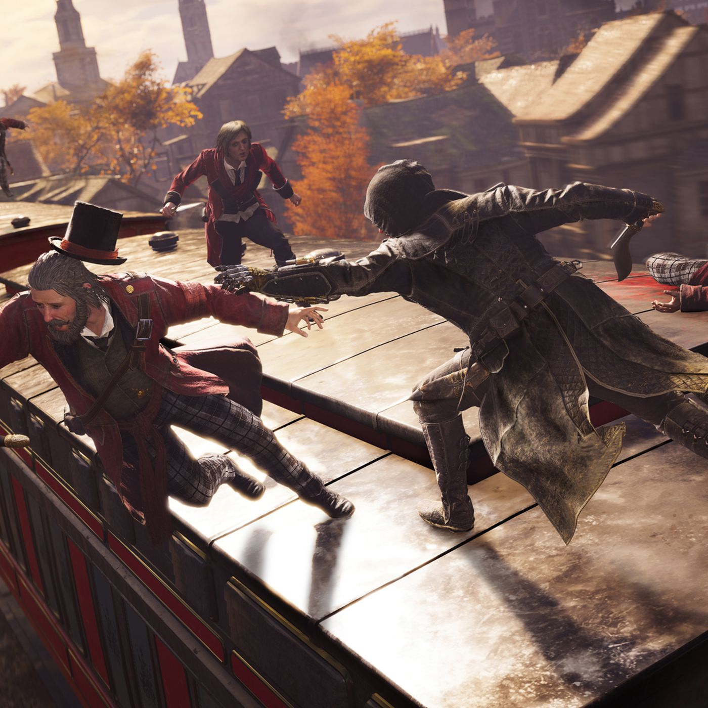 Assassin S Creed Syndicate Is Everything That S Great And Terrible