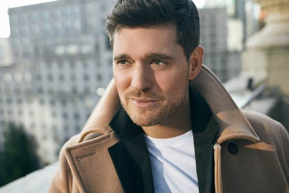 Michael Buble Christmas Album.Michael Buble Returns To Musicmaking With Newfound Purpose