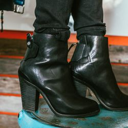 <b>What was your worst fashion faux pas?</b> <br> I still wear clogs a lot. Triumph of comfort over fashion. <br><br> <b>What have you learned at East Dane about the fashion industry that you wouldn't have known otherwise?</b> <br> Men are picky!
