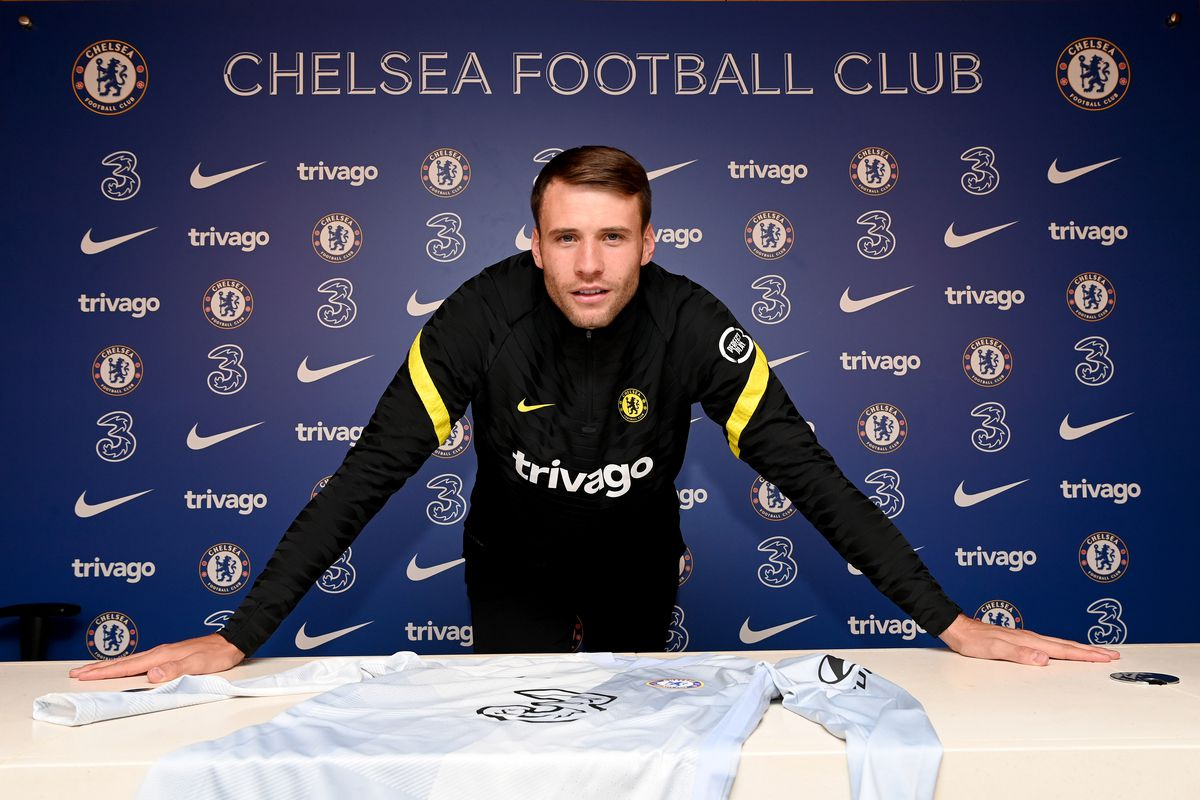 Chelsea Unveil New Signing Marcus Bettinelli