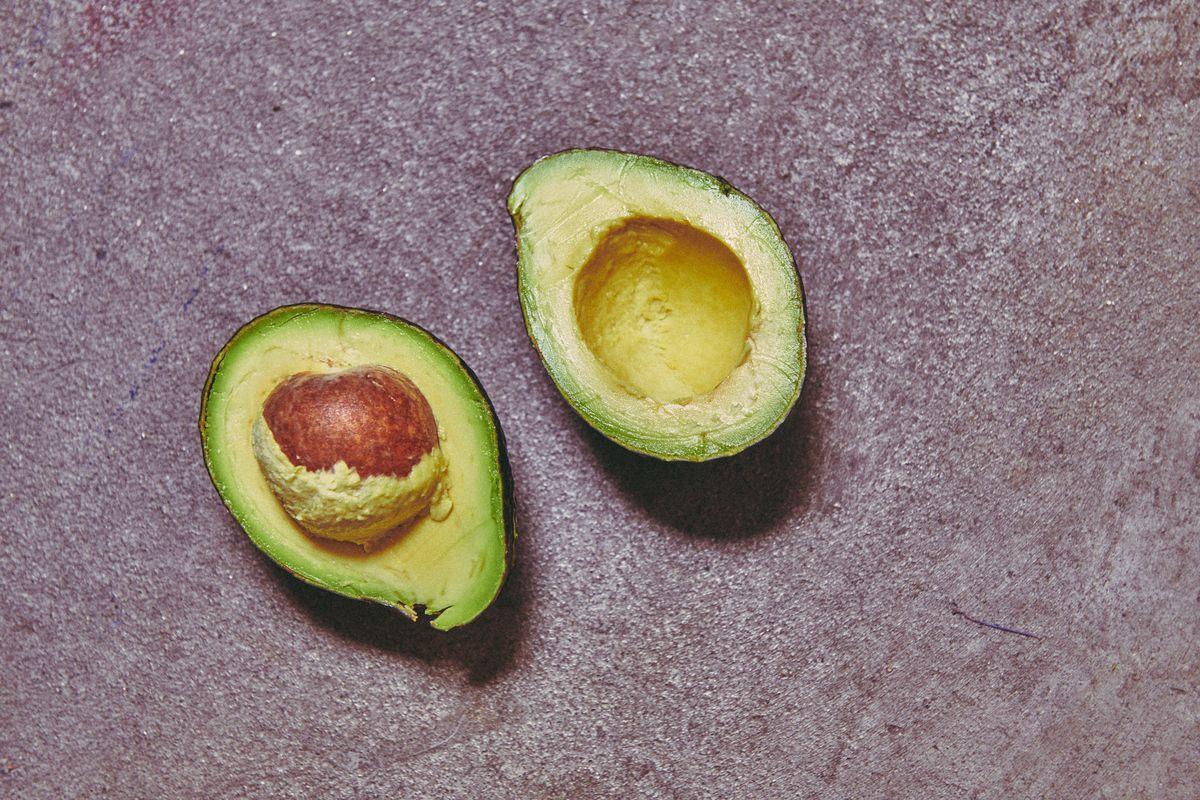 One of G de P's avocados