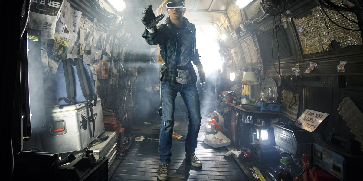 Ready Player One's OASIS would actually be a garbage video game