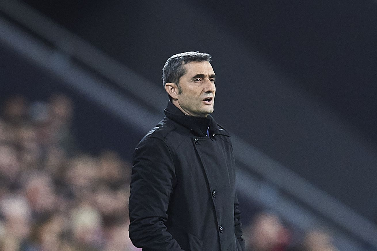 Valverde gives Messi, Umtiti fitness updates