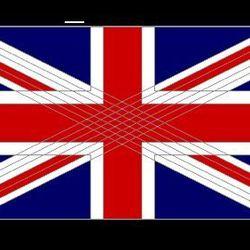 "The correct design of the Union Jack. <span class=""credit""><em>[Photo: <a href=""http://www.jdawiseman.com/papers/union-jack/union-jack.html""></a>]</em></span>"