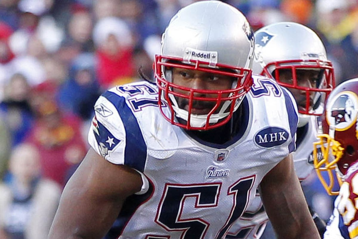 Jerod Mayo will be on high alert against Brees and the Saints