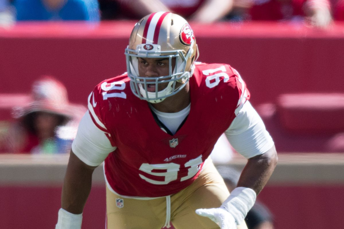 hot sale online 93c4c 2c9b7 49ers roster: 6 players to watch over the final six games of ...