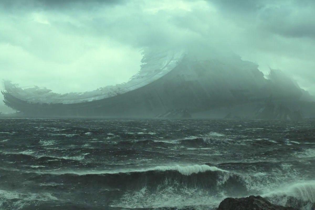 Star Wars Episode IX trailer Death Star
