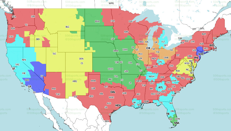Denver broncos at washington redskins tv broadcast map cbs mile the denver broncos 5 9 are slight road underdogs to the struggling washington redskins 6 8 both teams have been knocked out of playoff contention publicscrutiny Image collections