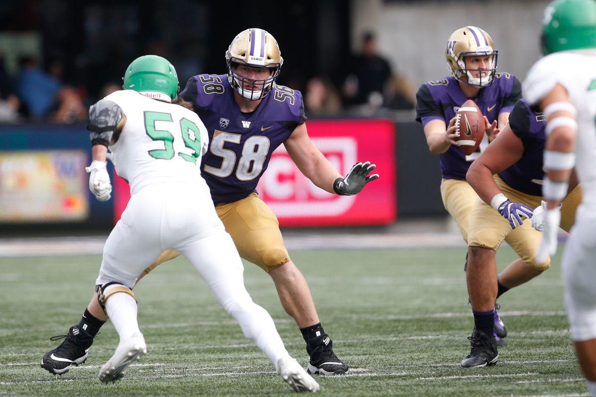 NCAA Football: North Dakota at Washington