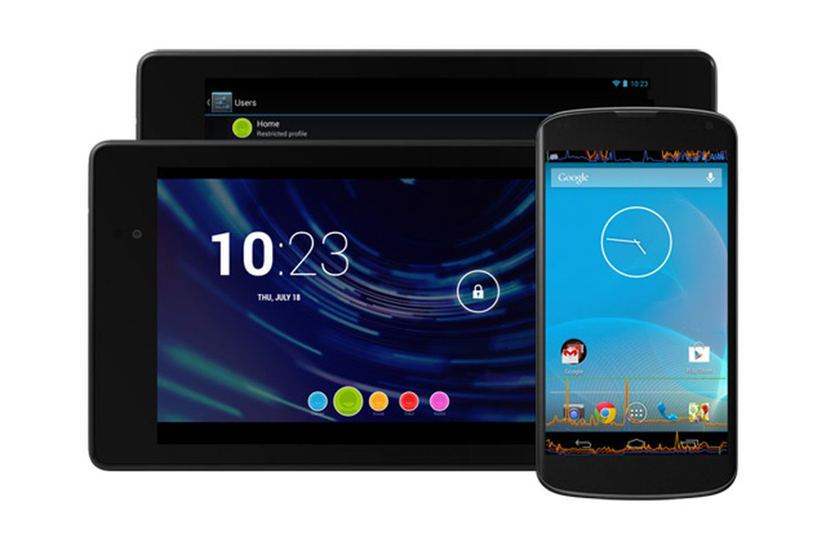 Android 4.3 (stock)