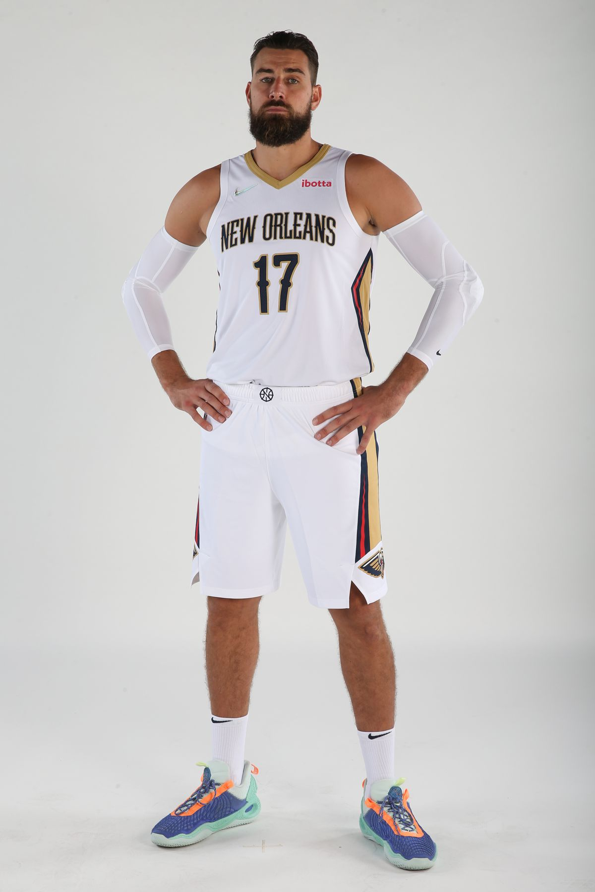 2021-22 New Orleans Pelicans Media Day