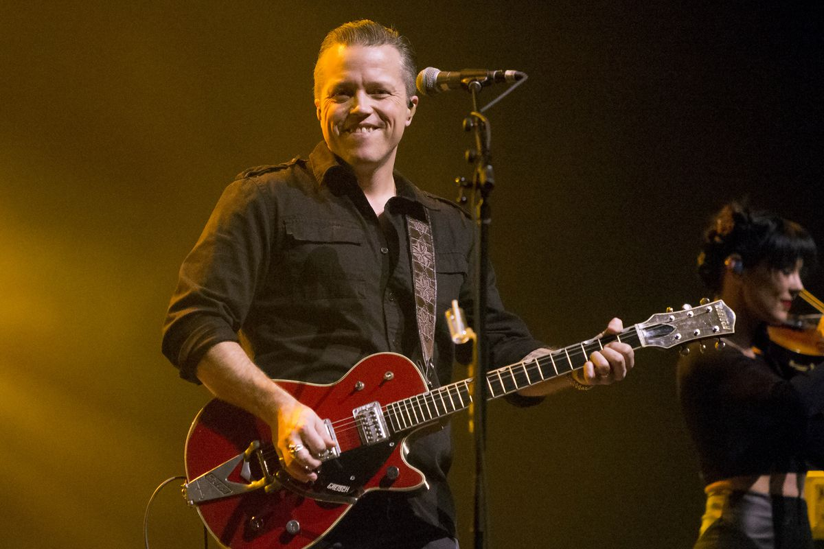 Grammy Award-winer Jason Isbell performs in concert as Jason Isbell & the 400 Unit in 2018, in Baltimore.