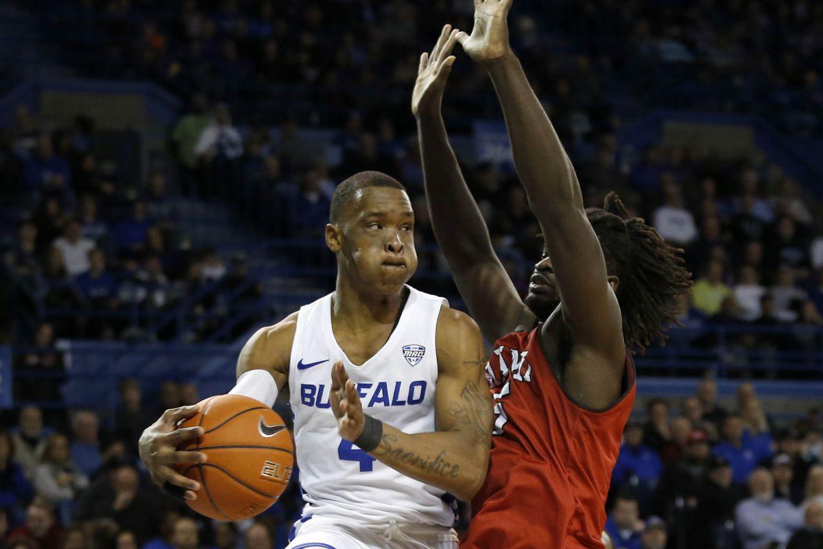 NCAA Basketball: Miami (OH) at Buffalo