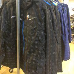 NYC Marathon jacket, $35