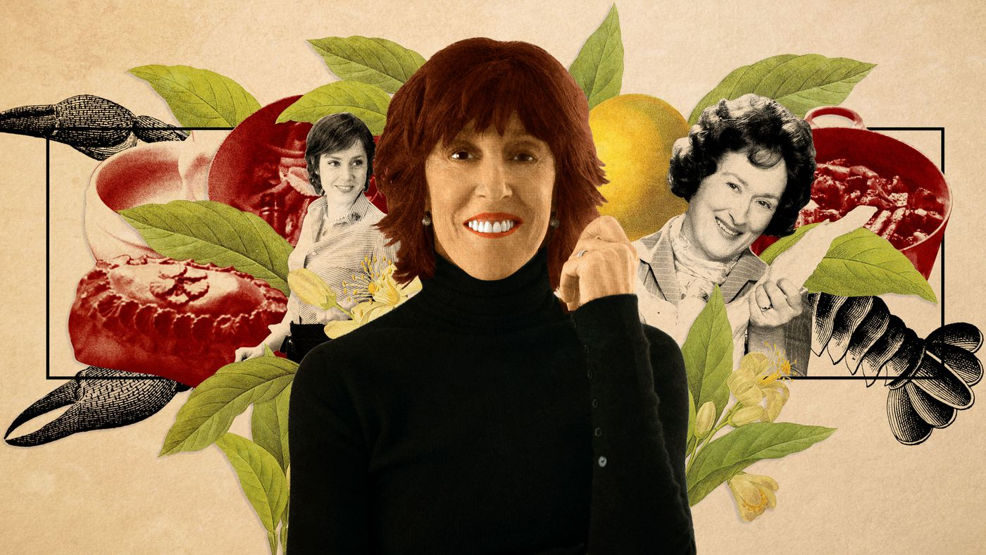 """""""Food Is Love"""": Remembering Nora Ephron and 'Julie & Julia'"""