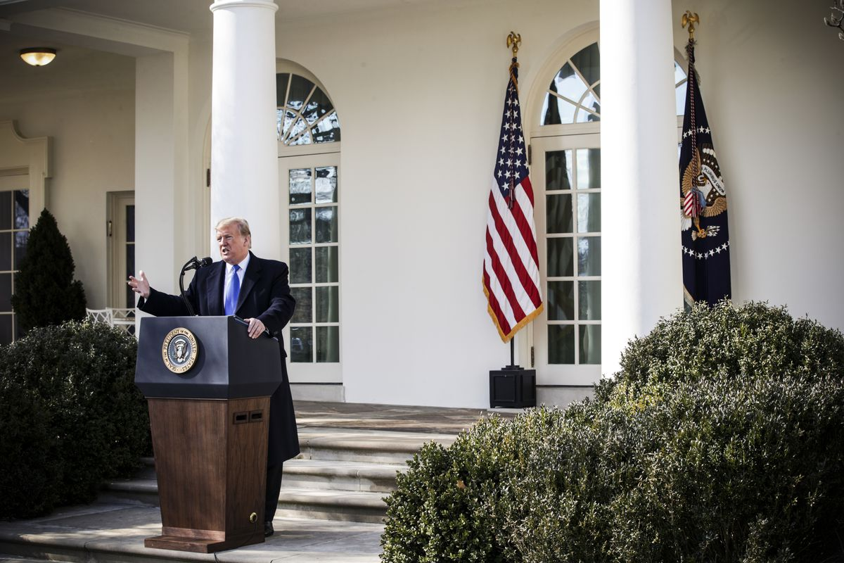 National Emergency Concerning the Southern Border of the United States