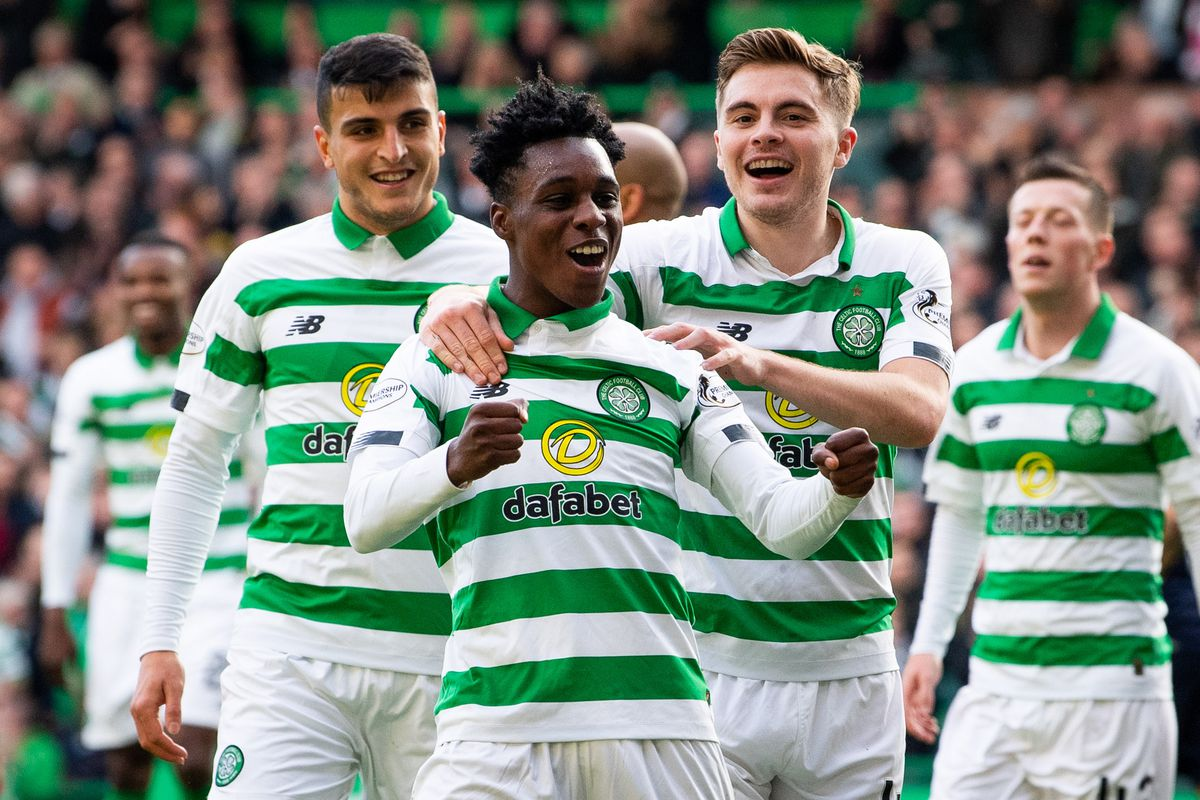 Celtic vs Ross County - Ladbrokes Premiership