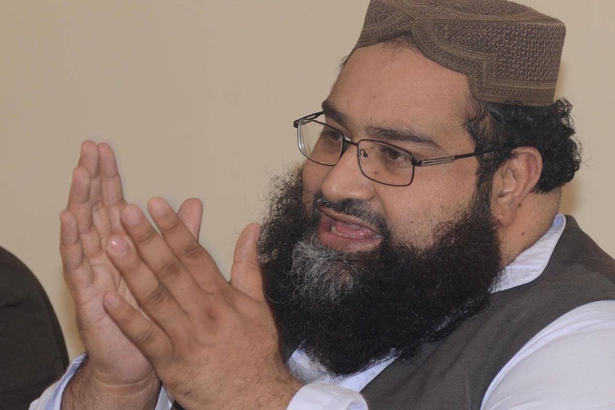 Pakistani cleric Hafiz Tahir Ashrafi, Chairman of Pakistan Scholar Council, said that the approval of bail for the Christian girl facing blasphemy charges is a victory for justice in Pakistan while addressing a news conference in Islamabad, Pakistan on Fr