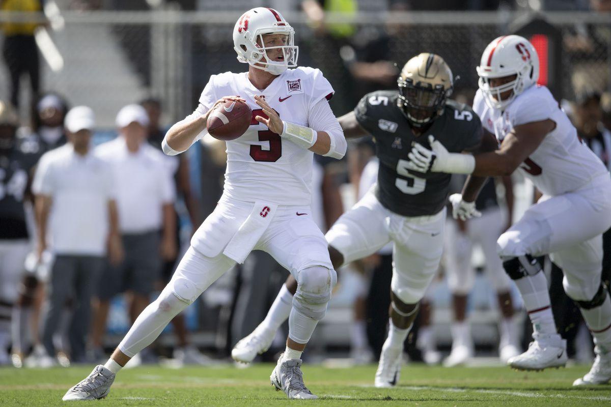 NCAA Football: Stanford at Central Florida