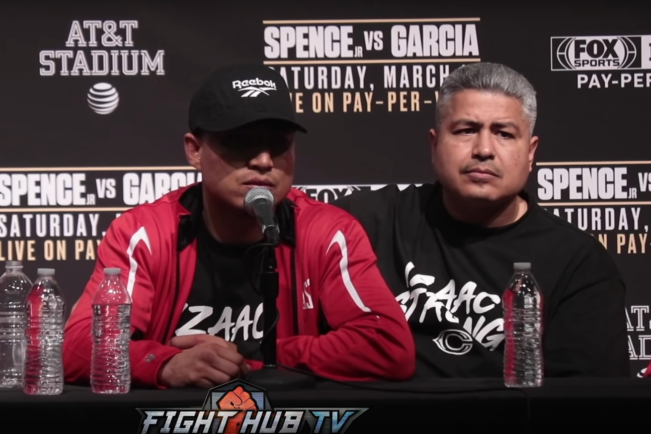 Screen Shot 2019 03 18 at 9.59.13 AM.0 - Spence-Garcia: Mikey Garcia's Post-Fight Press Conference