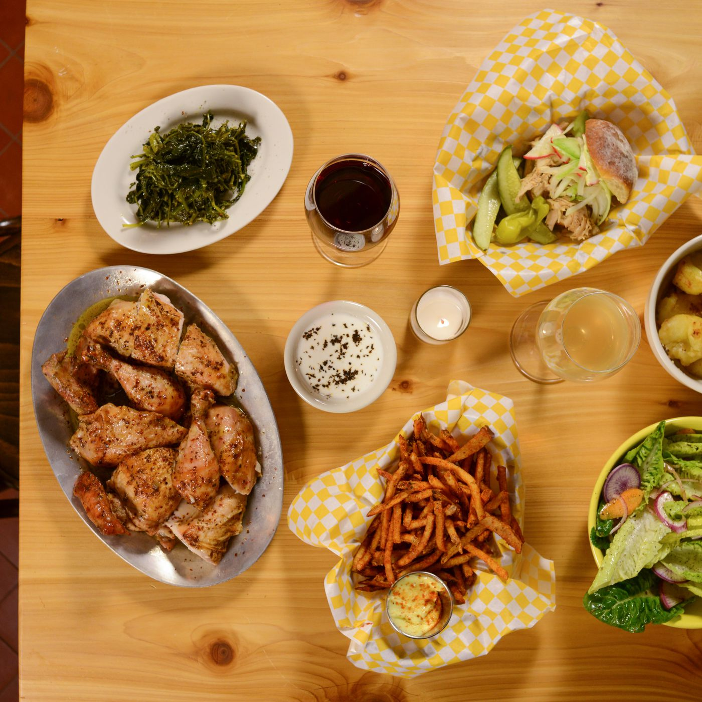 21 Top Nyc Restaurants For Big Group Dinners Eater Ny