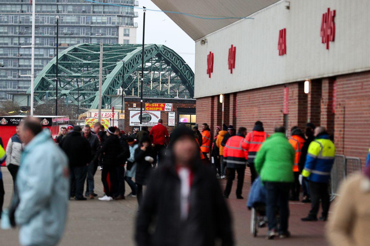 Sunderland v Bolton Wanderers - Sky Bet League One